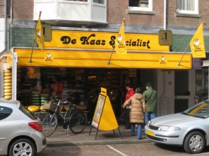 Cheese Store #2, Store Front, Den Haag, Netherlands, March 2008