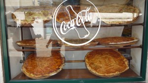 June 2009 Pizza Store Takeaway #1, Venice, Italy