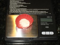 American Weigh Scale Brand AMS-100 Mini Scale, Weighing Mesophilic Starter Culture - CheeseForum.org