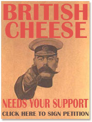 British Cheese Needs You