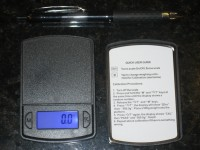 Fast Weigh Brand M-500 Digital Pocket Scale - CheeseForum.org