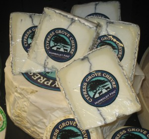 Houston US Grocery Store, US Cypress Grove's Humboldt Fog Chevre.