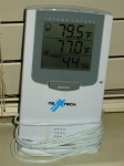 Nexxtech Brand Digital Hygrometer-Thermometer With Wired Thermometer Only Remote - CheeseForum.org