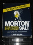 US Made Morton Brand Iodized Salt - CheeseForum.org