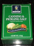 US Made Morton Brand Non-Iodized Canning & Pickling Salt - CheeseForum.org